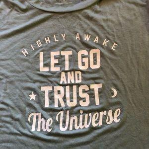 Tops - Highly Awake T Shirt